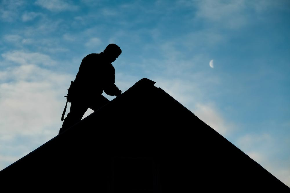 roofing roofer