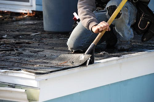 services residental re-roofing